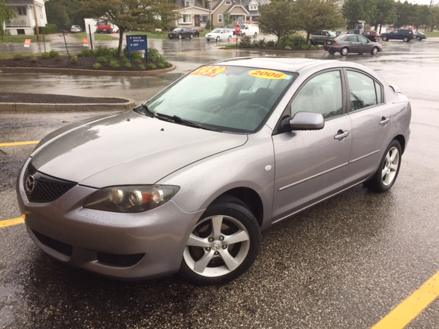 2006 Mazda 3 - 121K - Just serviced and ready to go! $5450